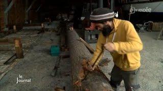 Vendée : Le chantier naval des Ileaux renait de ses cendres
