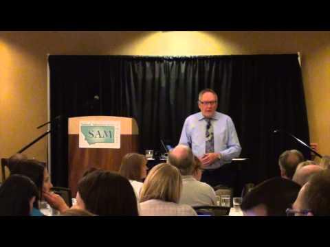 SAM Administrator's Institute 2014- Motion Leadership Summit featuring Michael Fullan,  Part 1 of 2