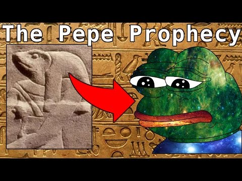 The Untold History Of Pepe The Frog