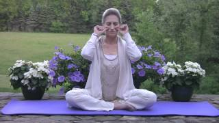 Kundalini Yoga for Headaches Part 1 - Treatment with Anne Novak