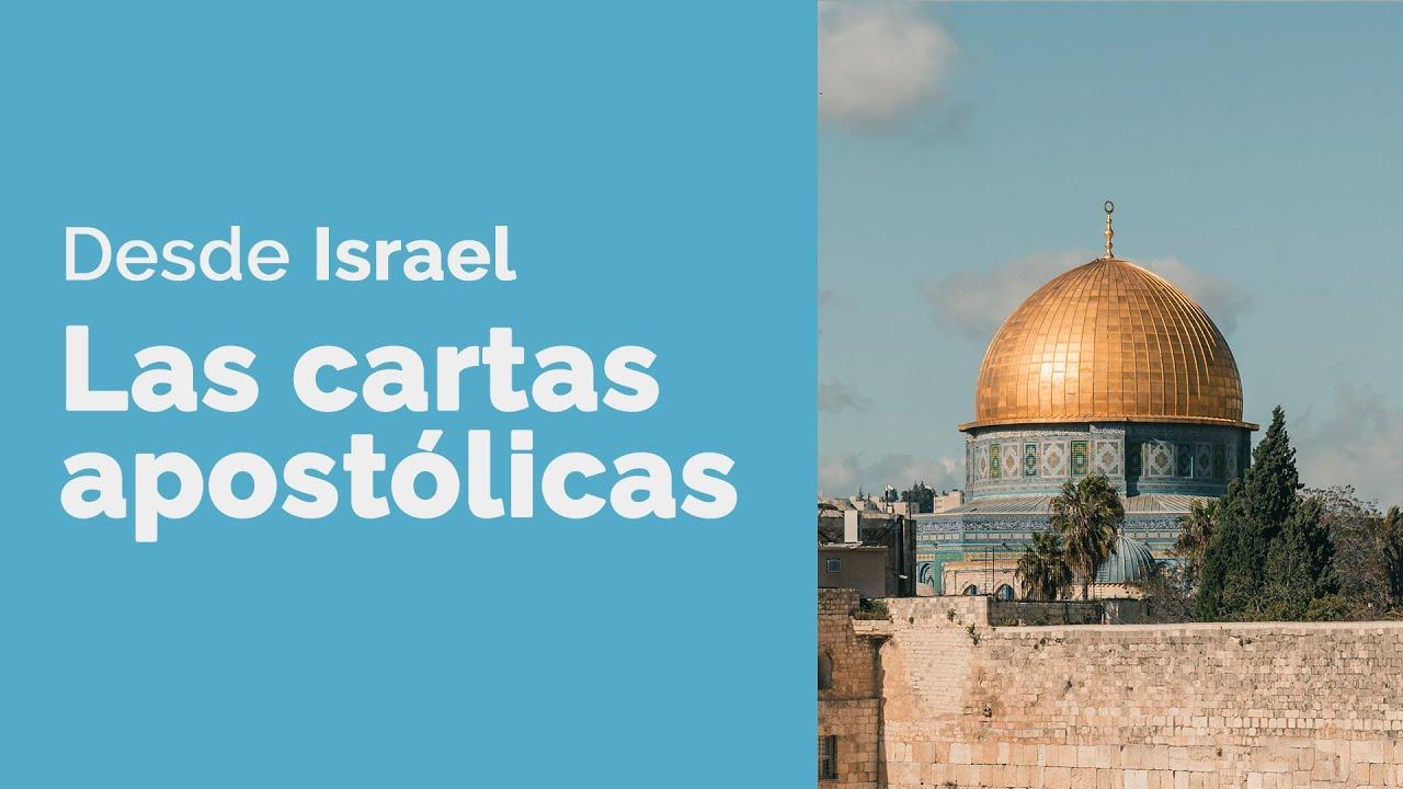 1 Tesalonicenses I Las cartas apostólicas desde Israel I Descubre la Biblia