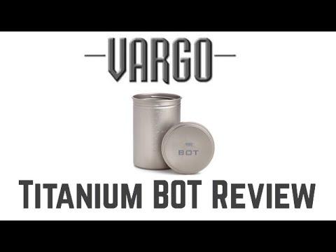 My take on the Vargo 1L BOT (IMPRESSIVE!!)