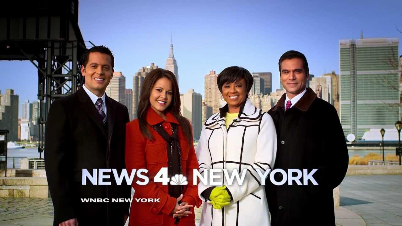 NBC News 4 New York Winter Weather - Team 5