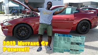 2019 Premium Mustang Review and Test Drive
