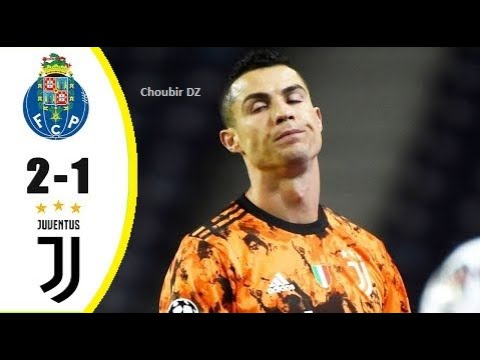 FC Porto vs. Juventus - Football Match Report - February 17, 2021 ...