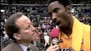 Kobe Bryant: Tough Battle vs. Allen Iverson and the 76ers (31 points, 2001 Finals Game 2)