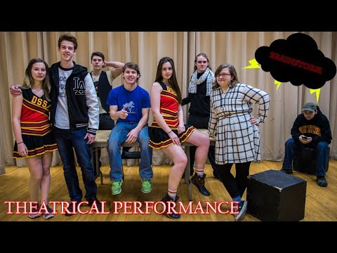 Brainstorm - Theatrical Performance