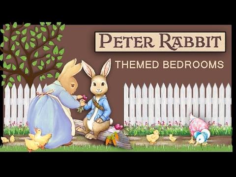 Peter Rabbit Bedroom Decorating Ideas