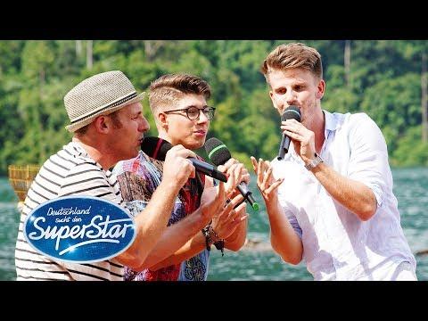 "DSDS 2019  Gruppe 06  Nick Davin Lukas mit ""Every Breath You Take"" von The Police"