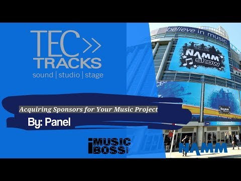 Acquiring Sponsors for Your Music Project pt 2