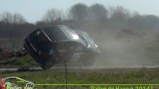 Rallye de Hannut 2014 |Crash| [HD] Devillersvideo
