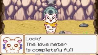 Hamtaro Ham Ham Heartbreak Walktroungt End Game Part 1-  Love metter is done!!