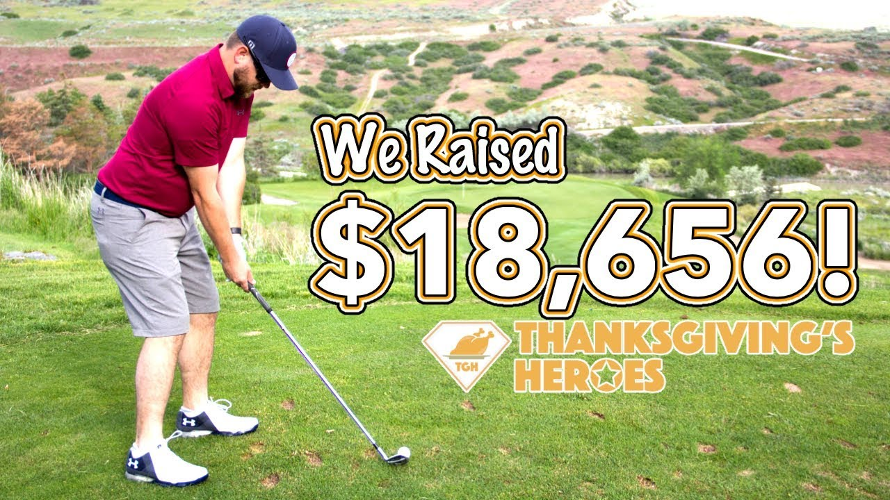 Thanksgiving's Heroes Golf Tournament 2019