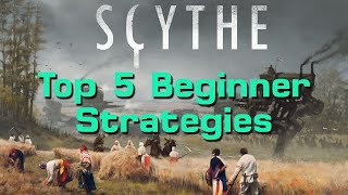 Top 5 Beginner Scythe Strategies