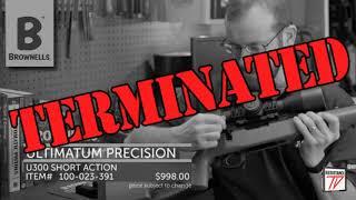 Youtube Cierra la cuenta de Brownells sin previo Aviso por Mostrar Armas de Fuego en sus Videos