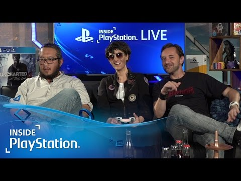 Saint's Row, 7 Days to Die, Earth Defense Force | Inside PlayStation LIVE vom 8.7.2016