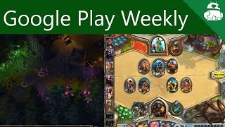 Blizzard releases Hearthstone on Android finally, Half-Life 2 Episode 1 out! - Google Play Weekly