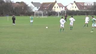 Guernsey FC vs Guernsey Under 18s