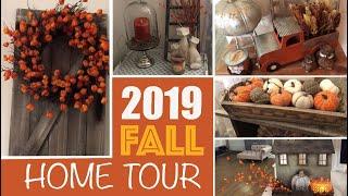 Fall Home Tour 2019 | Farmhouse Style