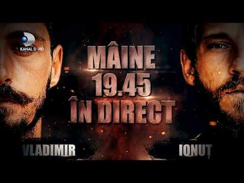 Exatlon Romania (23.05.) - Vladimir Draghia VS Ionut in MAREA FINALA! Nu o rata de la 19:45, live!