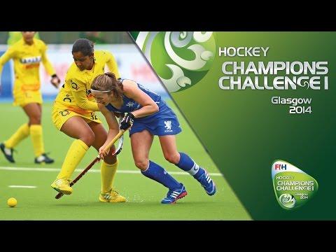 India v Scotland - Women's Champions Challenge 1 - Pool A