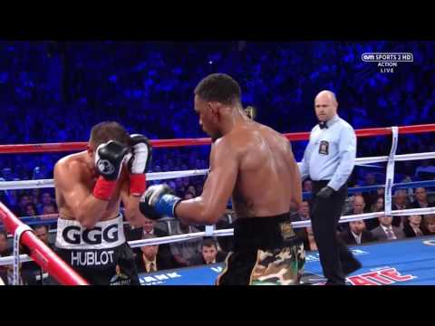 Danny Jacobs Best Moments Vs Golovkin Highlights