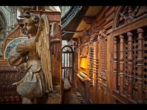 Obra de 7° tono- JOSEPH DE TORRES Y MARTÍNEZ BRAVO~ Organ Music in New Spain
