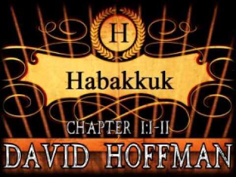 DAVID HOFFMAN - HABAKKUK #1