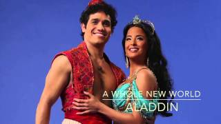 A Whole New World - Aladdin Broadway (Male Part).