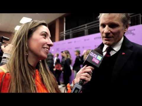 Viggo Mortensen And Lance Henriksen Talk Falling At Sundance 2020