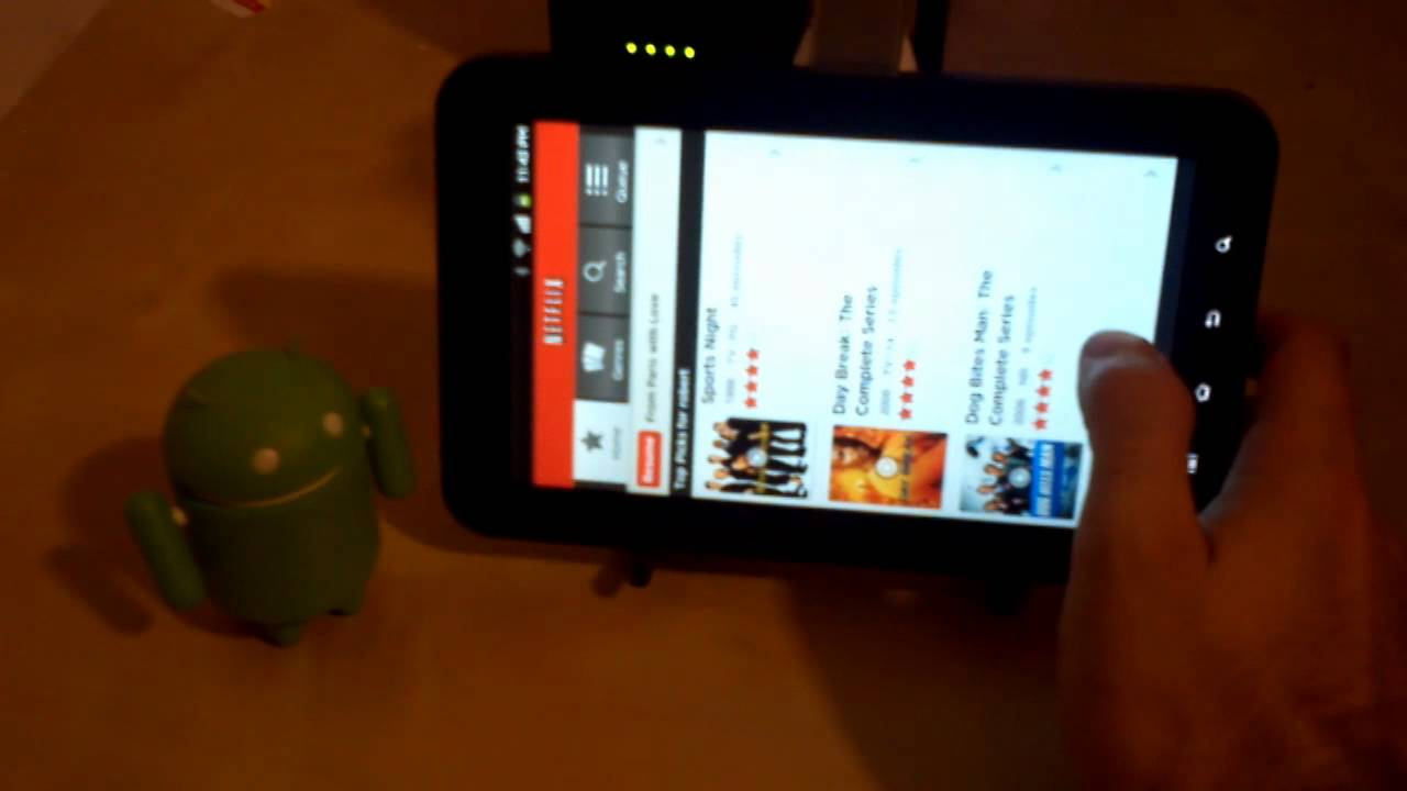 Netflix App Samsung