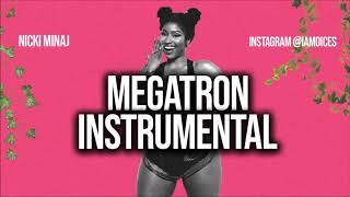 """Nicki Minaj """"Megatron"""" Instrumental Prod. by Dices *FREE DL*"""