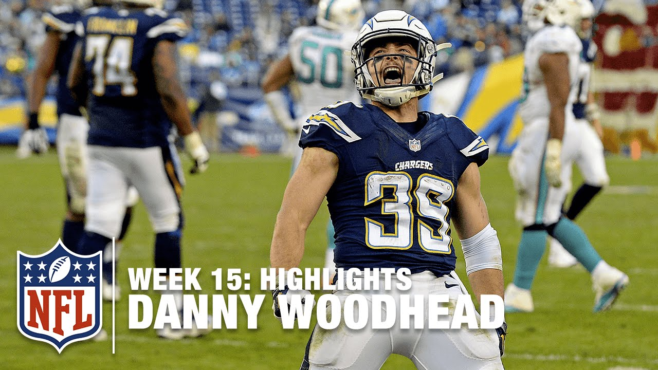 Danny Woodhead Highlights (Week 15)  cd837335d