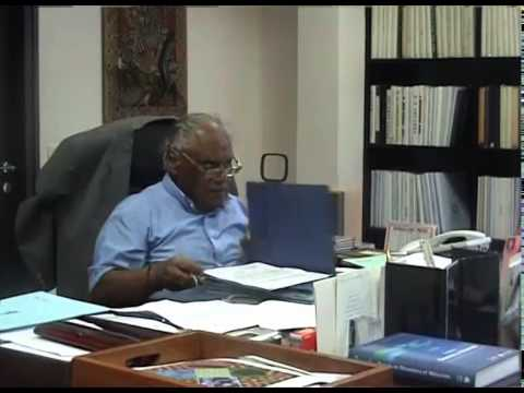 Mod-01 Lec-39 Interview with C N R Rao and Interview with E C Subba Rao