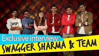 Swagger Sharma की Team में कौन-कौन है | कैसे बनती है VIDEO | Shivam Sharma