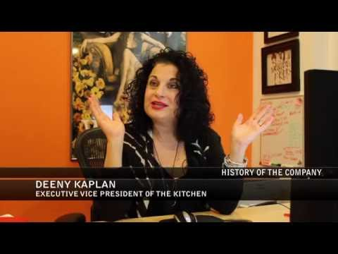 DEENY KAPLAN EXECUTIVE VICE PRESIDENT OF THE KITCHEN