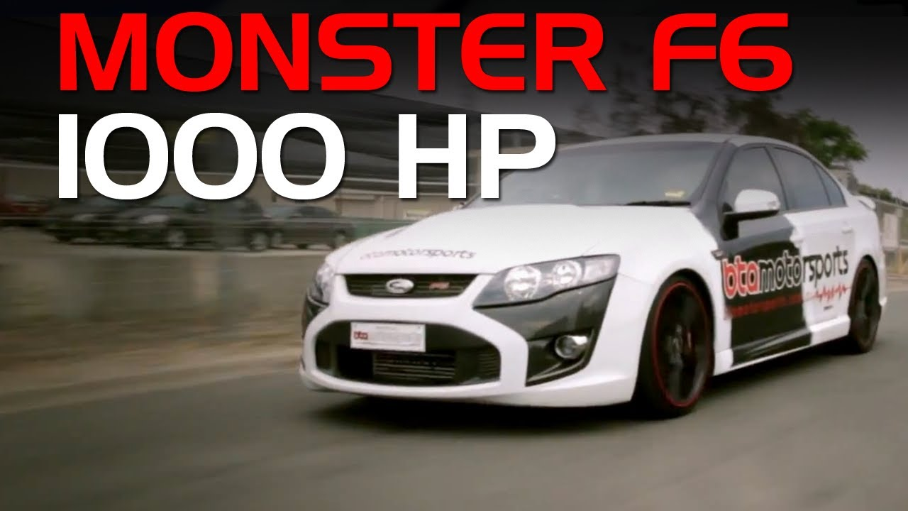 BTA Motorsports 1000hp Monster Ford F6 turbo  YouTube