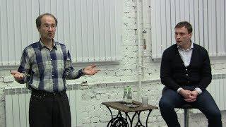 Смотреть Дискуссия С.Пахомов - Ю. Черников и другое в Синей птице онлайн