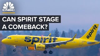 Can Spirit Airlines Stage A Comeback?
