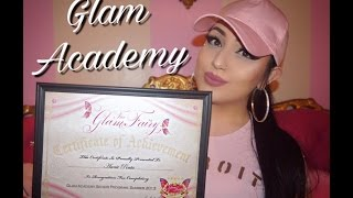 Confessions of a Makeup Artist: My Glam Fairy / Glam Academy Experience