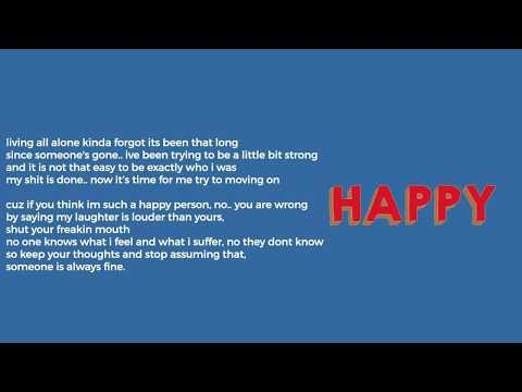 Skinnyfabs - Happy (audio)