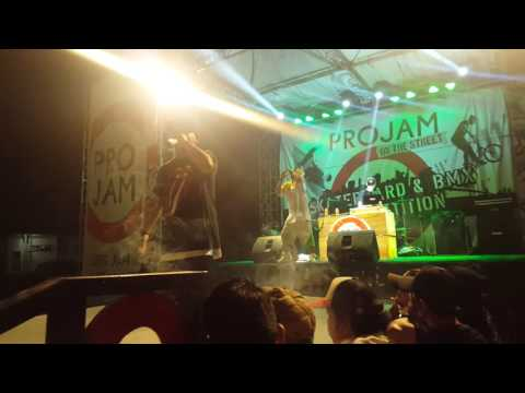 SLAM HARDER - WE DONT`T CARE , REALITA , FREESTYLE(LIVE)PROJAM