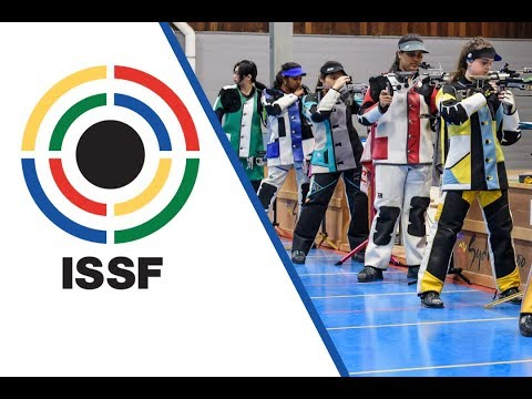 10m Air Rifle Women Junior - 2018 ISSF Junior World Cup in Sydney (AUS)