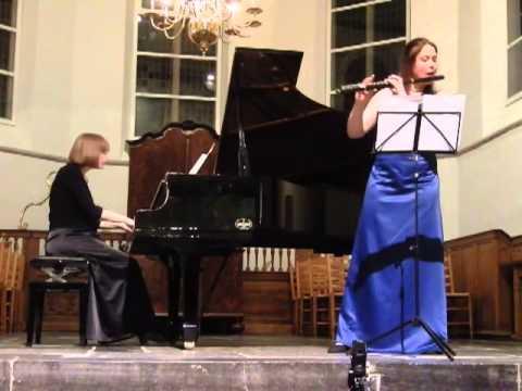 C. Franck sonata 2/4 Anne Brackman & Cathelijne Noorland
