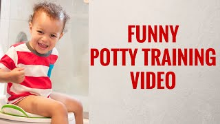 Funny Potty Training Video