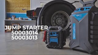JALTEST TOOLS | How to use jump starters