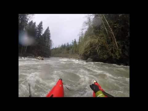 Sauk River - JAWS