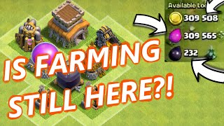 Is Farming Really Gone? Abandoned Bases Are Still Plentiful! | Clash of Clans