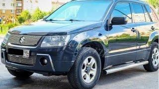Просмотр Suzuki Grand Vitara 2008 2.0М 140 т.км.