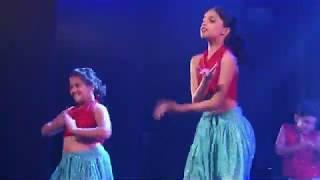 Bol Baby Bol Rock N Roll - Chaiya Chaiya songs Choreograph by Ashish Mane in NAACH 2019